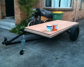Chassis (to fit a queenmattress)